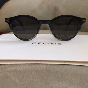 70b70b5394cc Celine Accessories - Celine Julia CL 41385 s Round Sunglasses